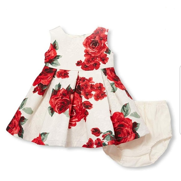 The Children's Place Other - Toddler Holiday Dress